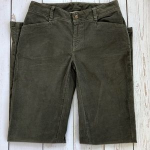 The North Face - Brown Corduroy Pants - Small